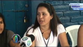 Capsula   Votacion 2015 en Chirilagua en San Miguel