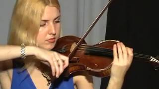 Преподаватель учитель скрипки уроки Санкт-Петербург