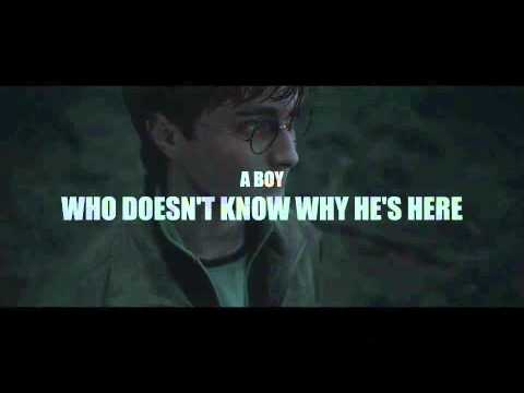 Download Joaquin Phoenix's forehead vs Harry Potter