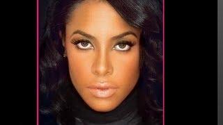 Aaliyah I Care 4 U Makeup Tutorial