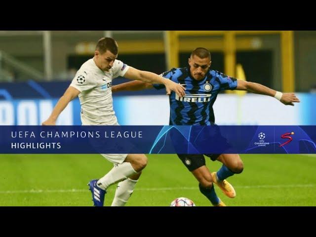 UEFA Champions League | Inter Milan v Borussia Mönchengladbach I Highlights