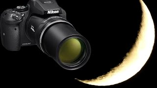 بالفيديو: هل يمكنك مشاهدة القمر عن قرب بكاميرا؟