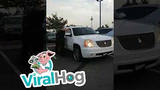 Baby Left Inside Car Outside Walmart || ViralHog