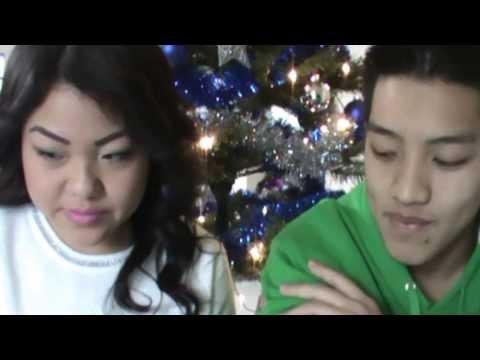 vlog #7 (12-24-13) Christmas Eve with Yang