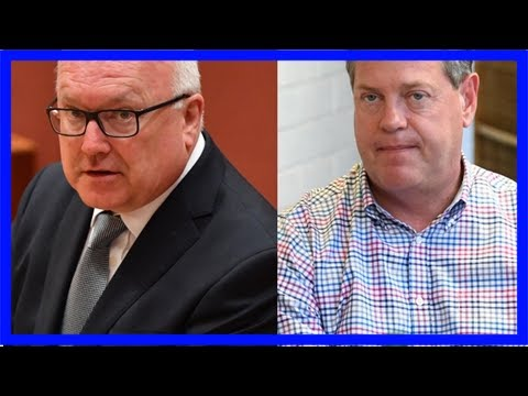 Queensland election: brandis defends lnp leader nicholls despite poll result