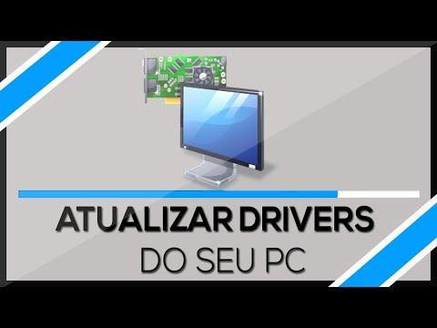 COMO ATUALIZAR O DRIVER DO PC - RÁPIDO E FÁCIL ( FUNCIONANDO )