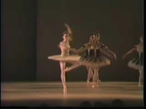 Katherine Healy Ballet First Variation