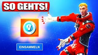 Fortnite FREE 1200 V-Bucks or FREE Gliders Get! | SO GEHTS! - Fortnite Battle Royale