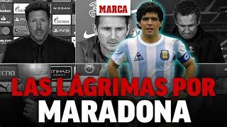 Muere Maradona: el mundo llora la muerte del Diez I MARCA