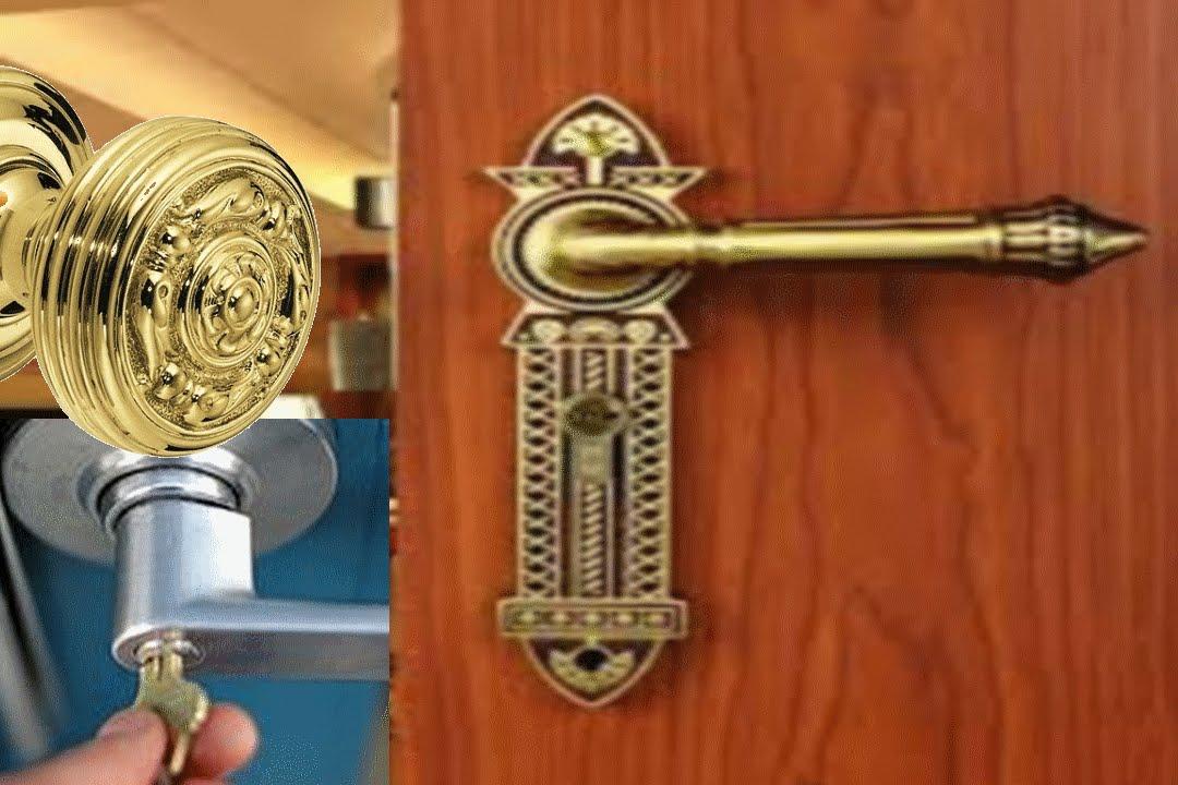 مقابض أبواب مودرن مع مقابض غرف النوم و الاثاث و المطبخ       YouTube