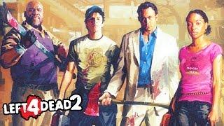 Left 4 Dead 2 — ЗОМБИ ЦЕНТР!