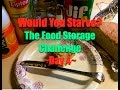 The Food Storage Challenge~Day 4