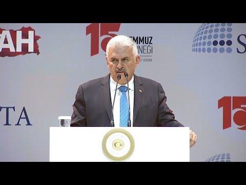 Başbakan Yıldırım Türkiye 15 Temmuz'da en vahşi darbe girişimiyle karşılaştı