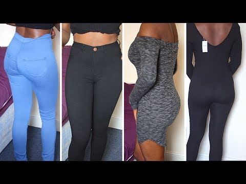 First time FASHION NOVA TRY ON HAUL | FIT...