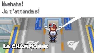 POKÉMON VERSION NOIRE #18 - JE MONTE EN L'AIR LA CHAMPIONNE