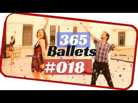 Brazilian ballet- happy ballet dance. 365 ballets -ballet 018