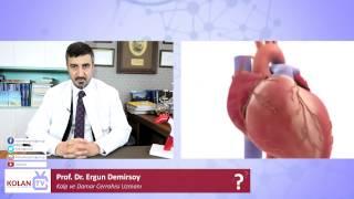 Koroner bypass ameliyatları? - Prof.Dr.Ergun Demirsoy