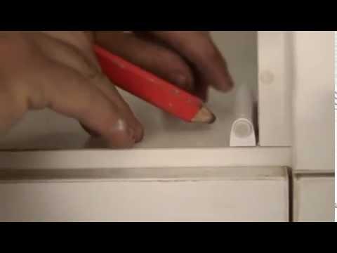 THT EP36 Hafele Push to Open