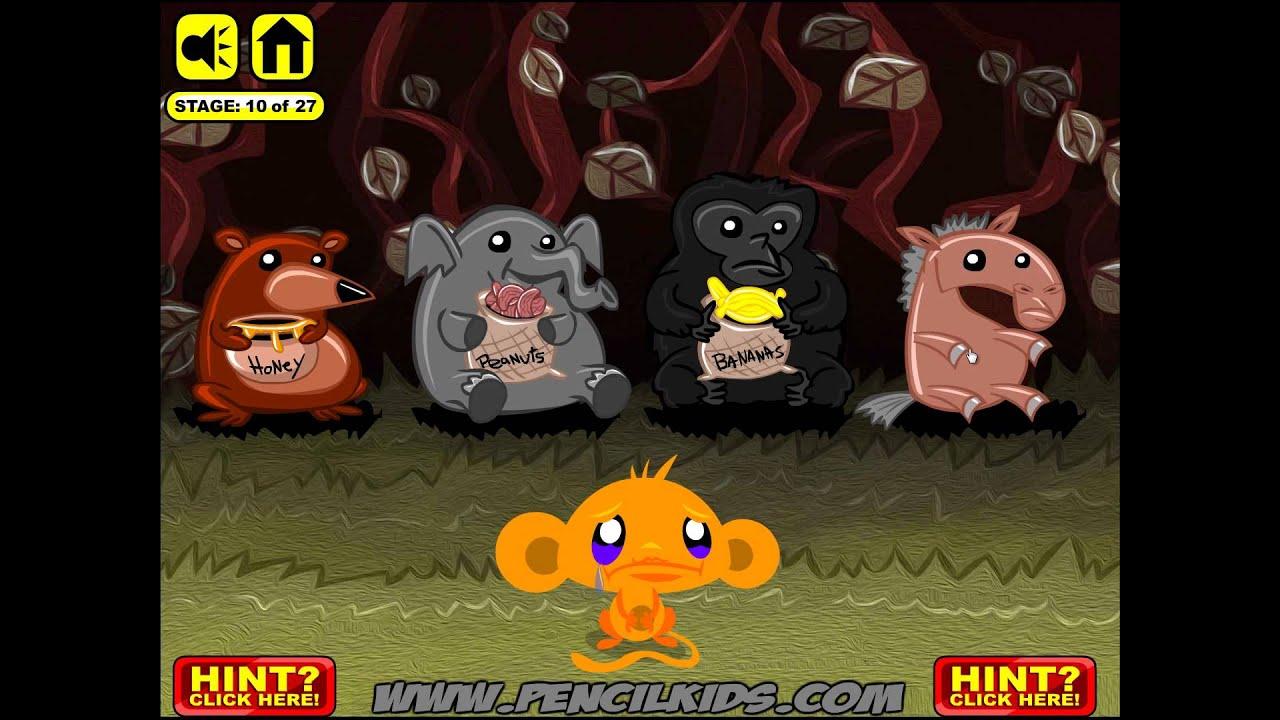 Monkey Go Happy: Madness