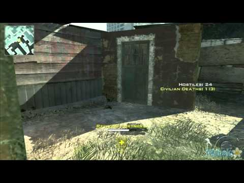 Call of Duty: Modern Warfare 2 Special Ops on Veteran - O Cristo Redentor