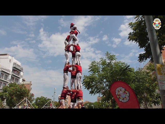 3d7 Castellers Alt Maresme @ Pineda de Mar -Festa Major-(01/09/2019)