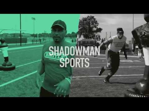 Rod Woodson on using Shadowman in practice