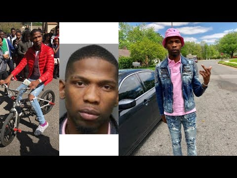 BlocBoy Jb Responds To Being Arrested For Possession of Weapon & Marijuana