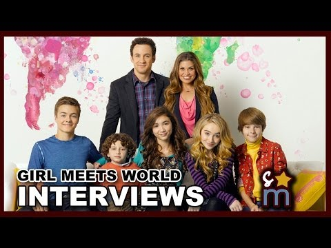 Girl Meets World Cast Reveals Boy Meets World Easter Eggs & More