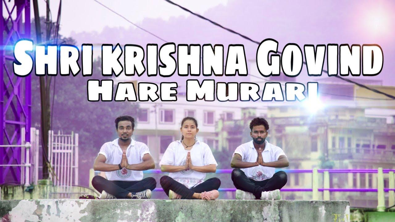 Shri krishna Govind Hare Murari - Dance video ||  janmashtami special video | Snipers Squad | Dance