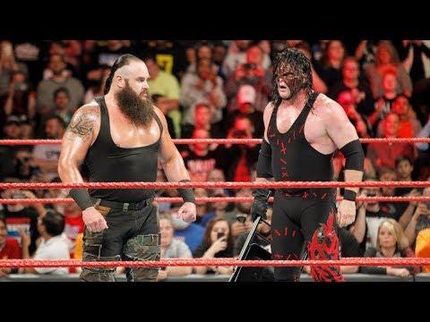 wwe-raw---braun-strowman-against-kane-|-clash-of-champions-2017