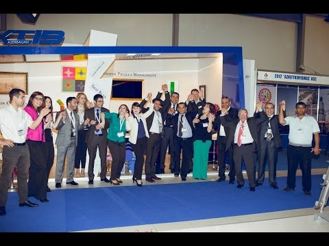 Oil and Gas Exhibition Baku 2013