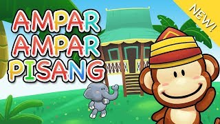 Video Lagu Anak Indonesia | Ampar Ampar Pisang download MP3, 3GP, MP4, WEBM, AVI, FLV Agustus 2018