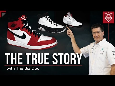 Air Jordan's - How Nike Created a Brand Worth Billions - A C