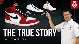 Air Jordan's - How Nike Created a Brand Worth Billions - A Case Study for Entrepreneurs