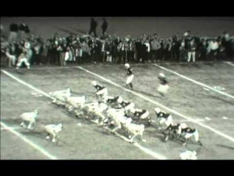 1969 - El Rancho vs. Bishop Amat (Hilight)