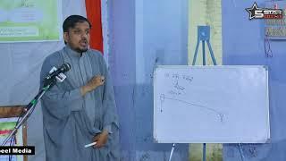 Karbala Aane ka Maqsad Kya Tha Imam Husain (AS) Ka (PART-1) Moulan Zameer Abbas Sb (Qum Iran)
