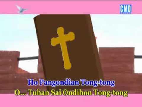 Arvindo Simatupang Rohani Batak vol.2 - JESUS TUHANKU [Official Music Video]