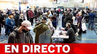 DIRECTO #EEUU2020 | ELECCIONES en Estados Unidos: la jornada electoral