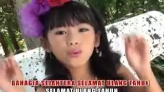Lagu Anak anak Happy Birthday To You ( Selamat Ulang Tahun)