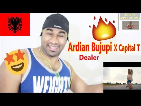 ARDIAN BUJUPI  X Capital T - ANDIAMO (prod. by Dj Tuneruno)  ALBANIA MV REACTION   Aalu Fries