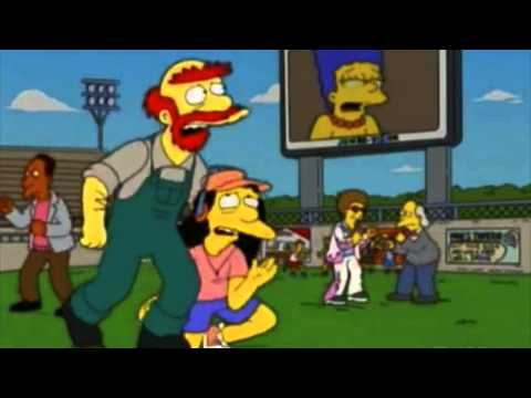 The Simpsons  Canadas Anthem