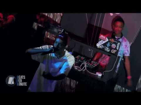 "Earl Sweatshirt - ""Hive"" (Live at Element NYC)"
