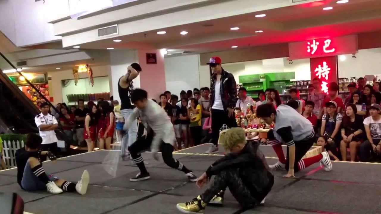 4th K-pop Dance Competition (Winner Trivity Group) - YouTube