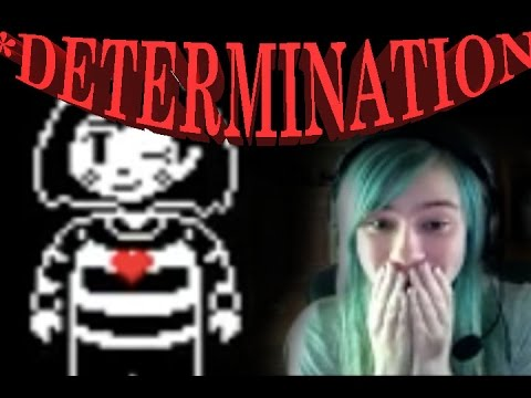 THEY KNOW MY NAME!!!!! | Undertale Fan Game - Determination