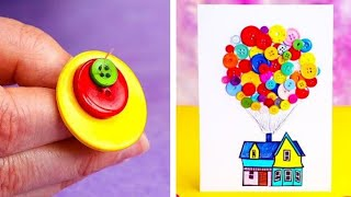 13 Cool Things to Make With Buttons And Straws