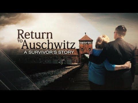 Holocaust Survivor Returns to Auschwitz