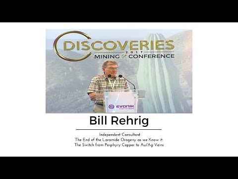 Bill Rehrig Preview - Discoveries 2017