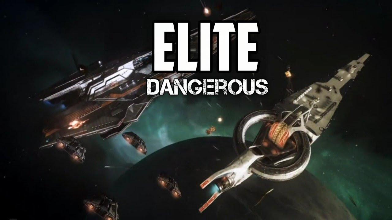 Elite Dangerous Alpha 4.01 - Venture Capitalist - YouTube