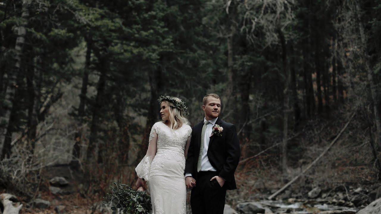 Chelsey & Brandon | Woodland Bridals