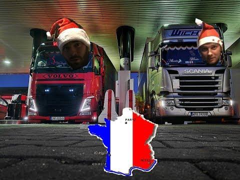 #truckerslifestyle s03 cz.8 || #Artdrive (76) TRASA DO PARYŻA Z 'RAFIK W DRODZE'